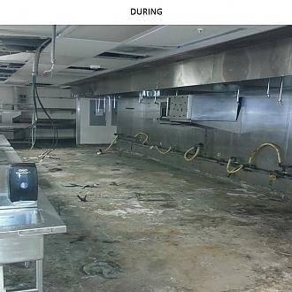 Commercial Buildout - Japanese Steak House