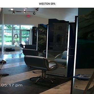 Commercial Buildout - Weston Salon