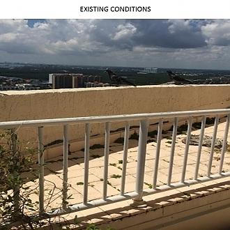 Roof Terrace Waterproofing