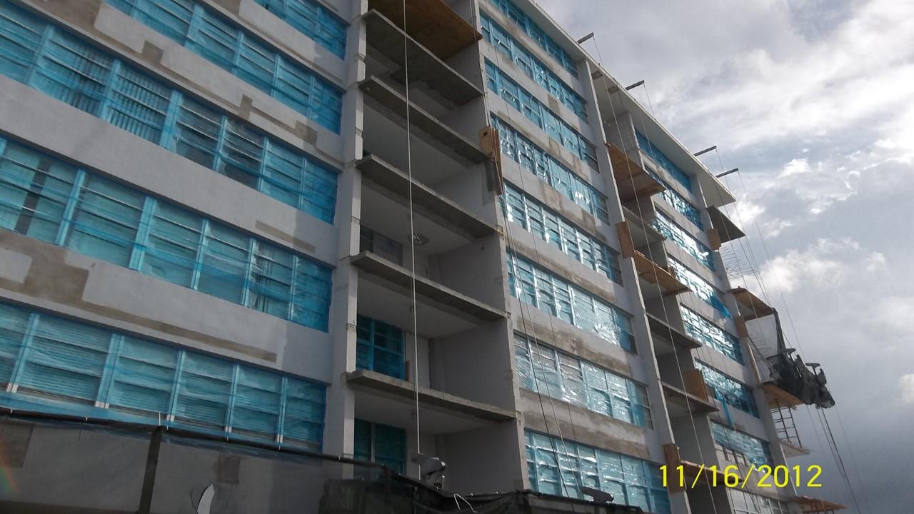 Concrete Restoration