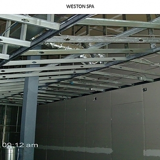 Commercial Buildout- Weston Salon