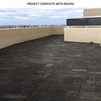 Roof Terrace Waterproofing